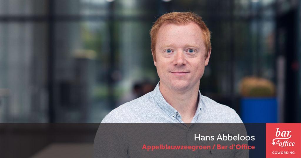Bar d'Office - Hans Abbeloos
