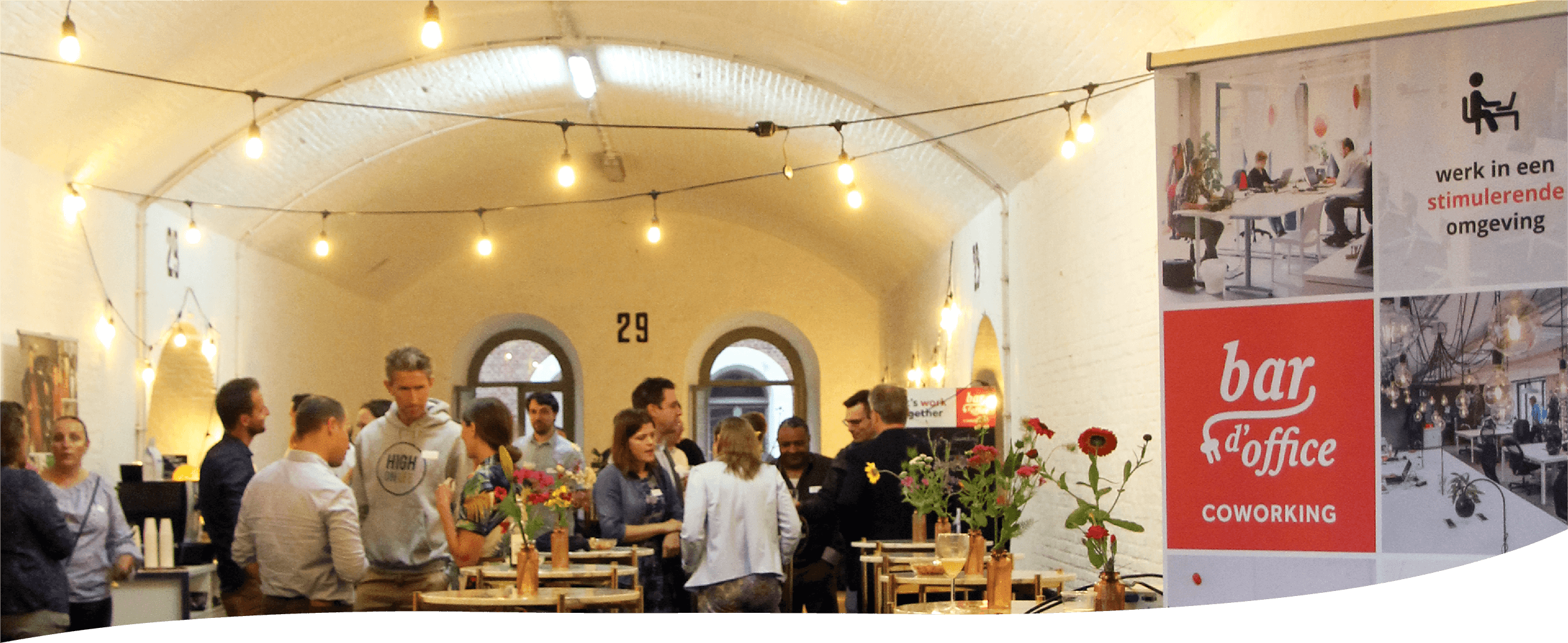 Bar d'Office events coworking
