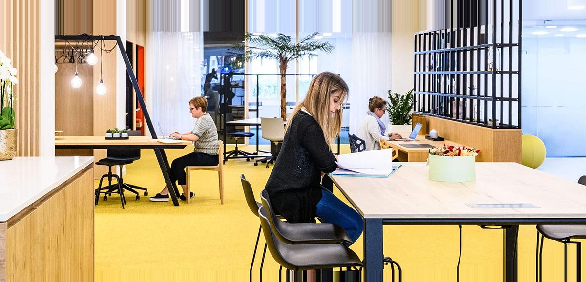 Bar d'Office Zellik | Sphere 5 Coworking